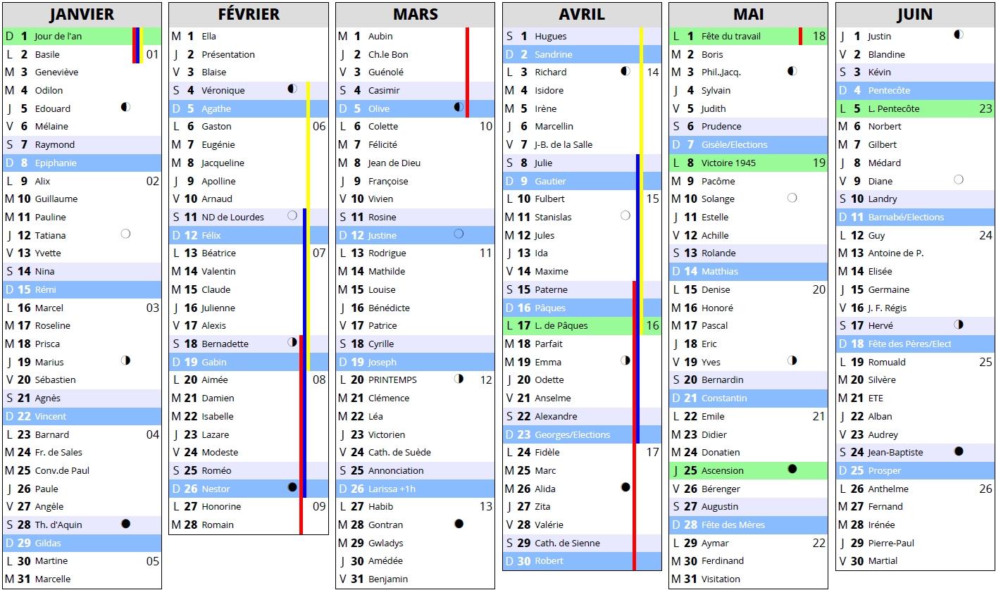 M t o saint brevin almanach - Date fete des grands meres 2017 ...
